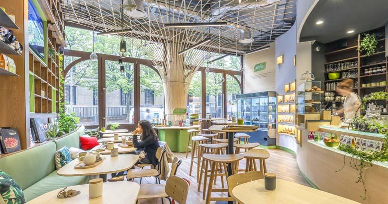 Architecture commerciale à bordeaux aménagement boutique bureau