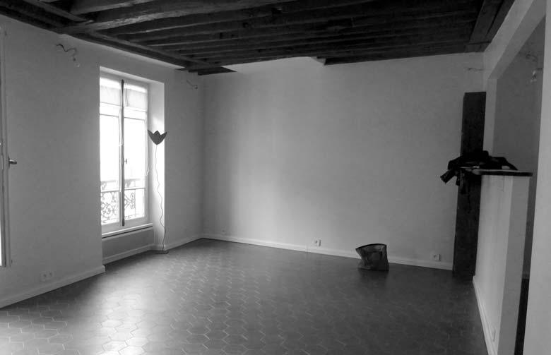 Rendre un appartement ancien plus lumineux r novation d for Cuisine ouverte dans appartement ancien