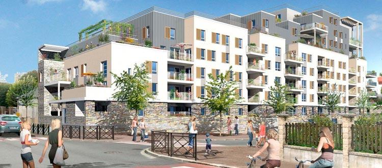 Conseil achat sur plan d un appartement neuf en vefa for Logement sur bordeaux