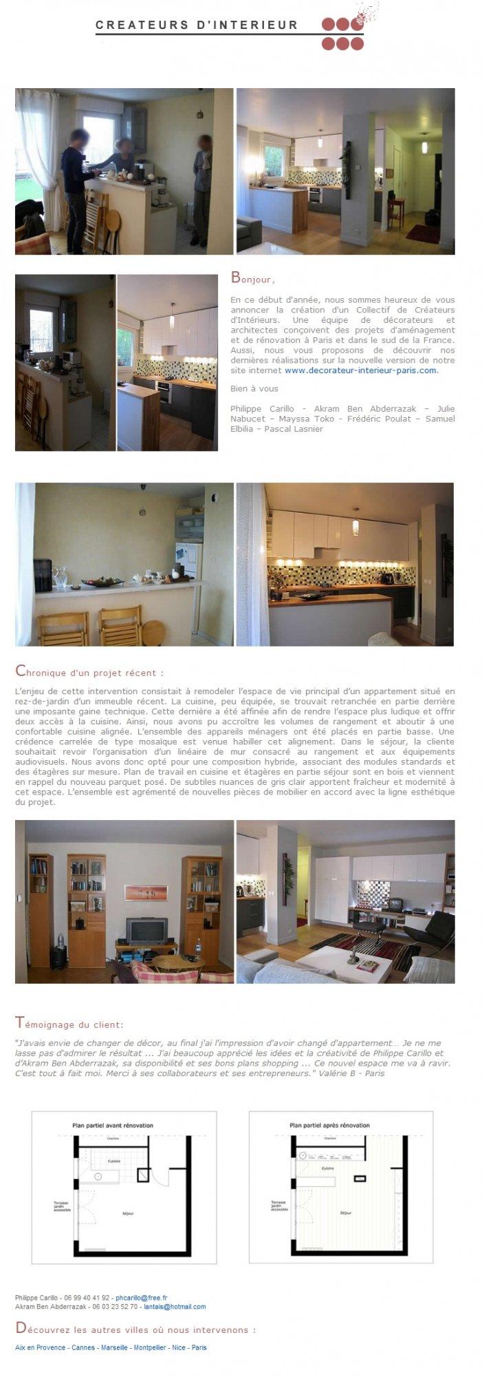 newsletter cr ateurs d 39 int rieur bordeaux. Black Bedroom Furniture Sets. Home Design Ideas