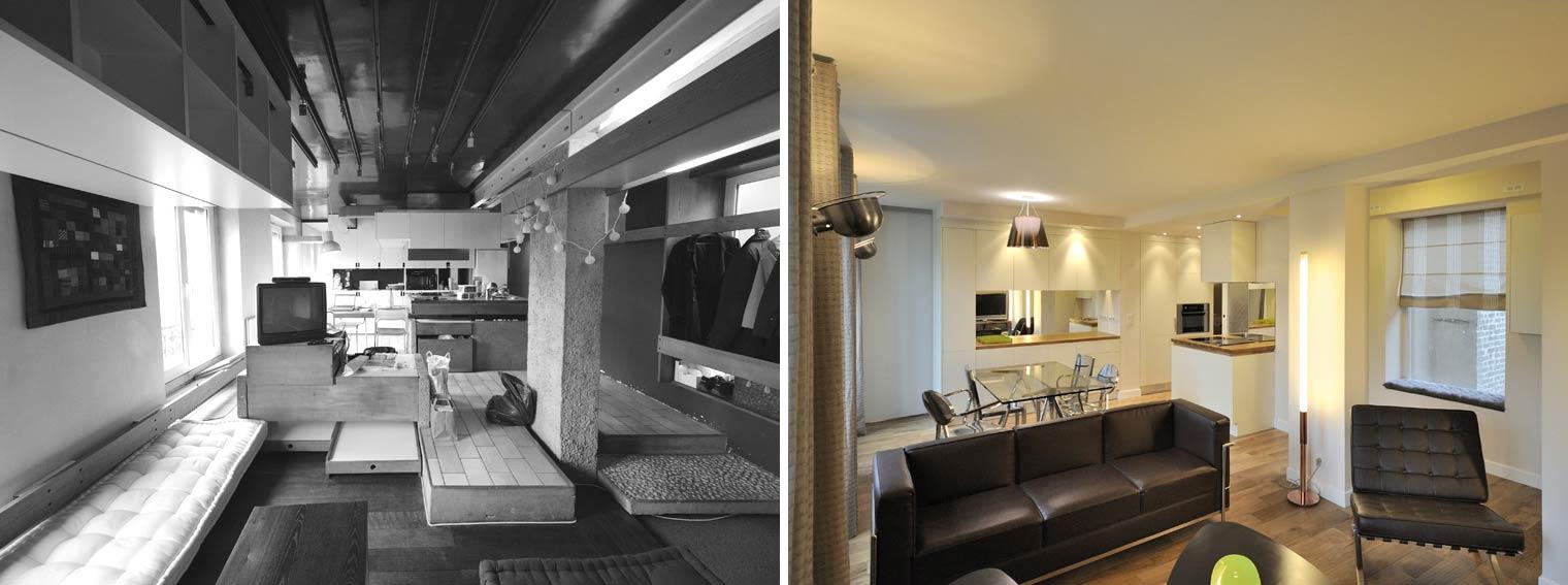 Avant Apr S R Novation D 39 Un Appartement Atypique 3