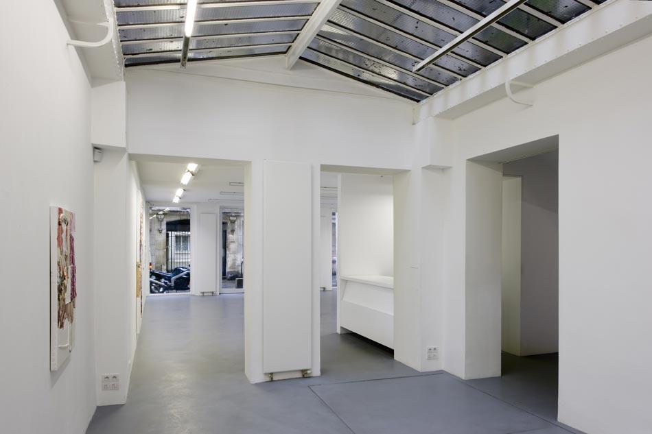 Architecture commerciale am nagement d une galerie d art for Formation renovation interieur